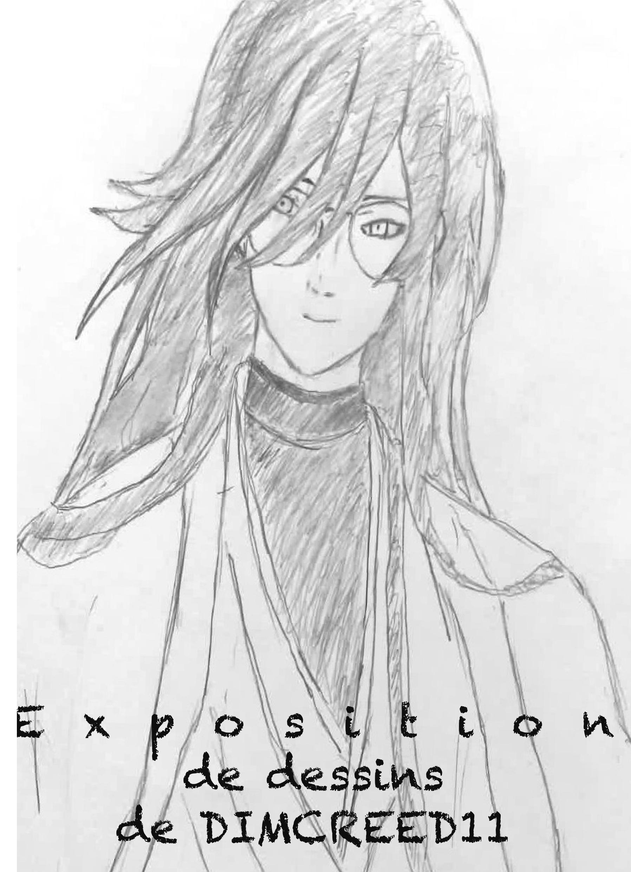 Dimcreed11 - exposition de dessins