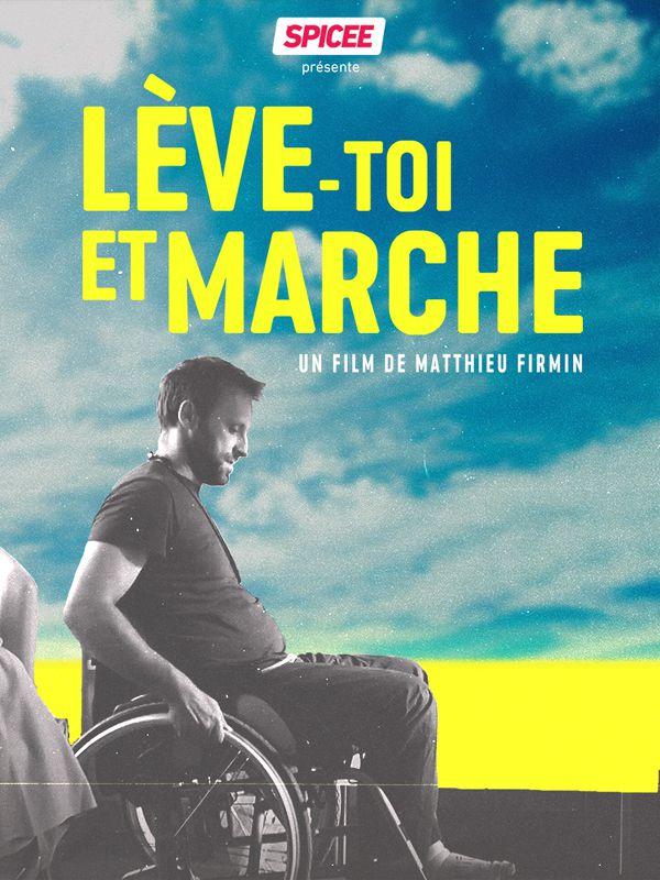 Lève-toi et marche (Affiche du film)