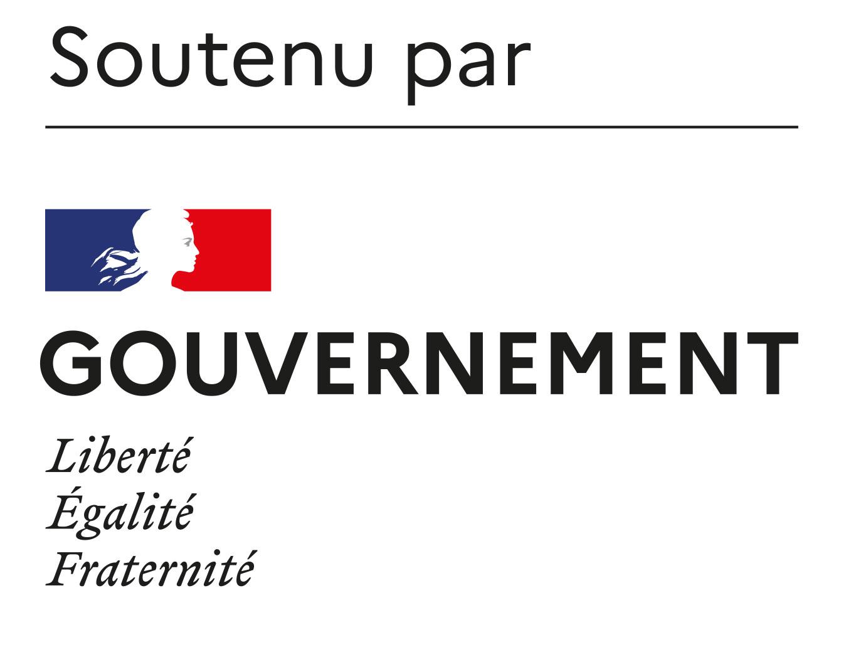 Soutenu par le Gouvernement